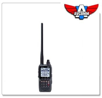 842bf6b0fd2 Yaesu FTA 750L NAV COM Aviation Radio